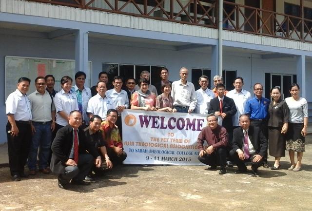Visit to Maktab Teologi Sabah (Sabah Theological College)