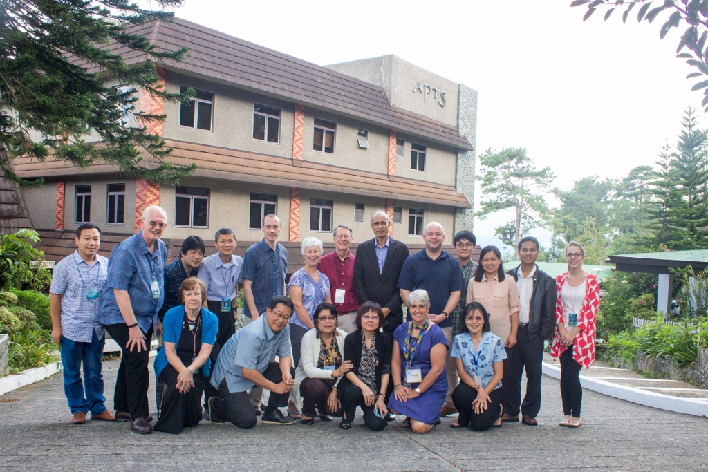 Visit to Asia Pacific Theological Seminary (APTS), Philippines