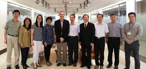 Visit to China Evangelical Seminary