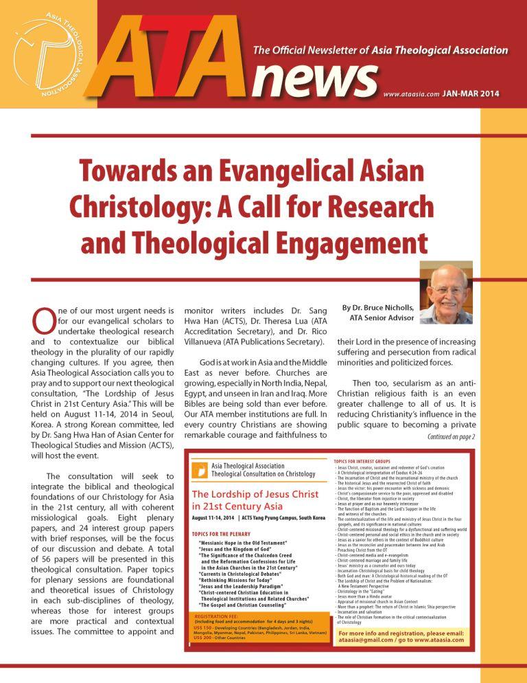 ATA Newsletter JAN-MAR 2014-cover