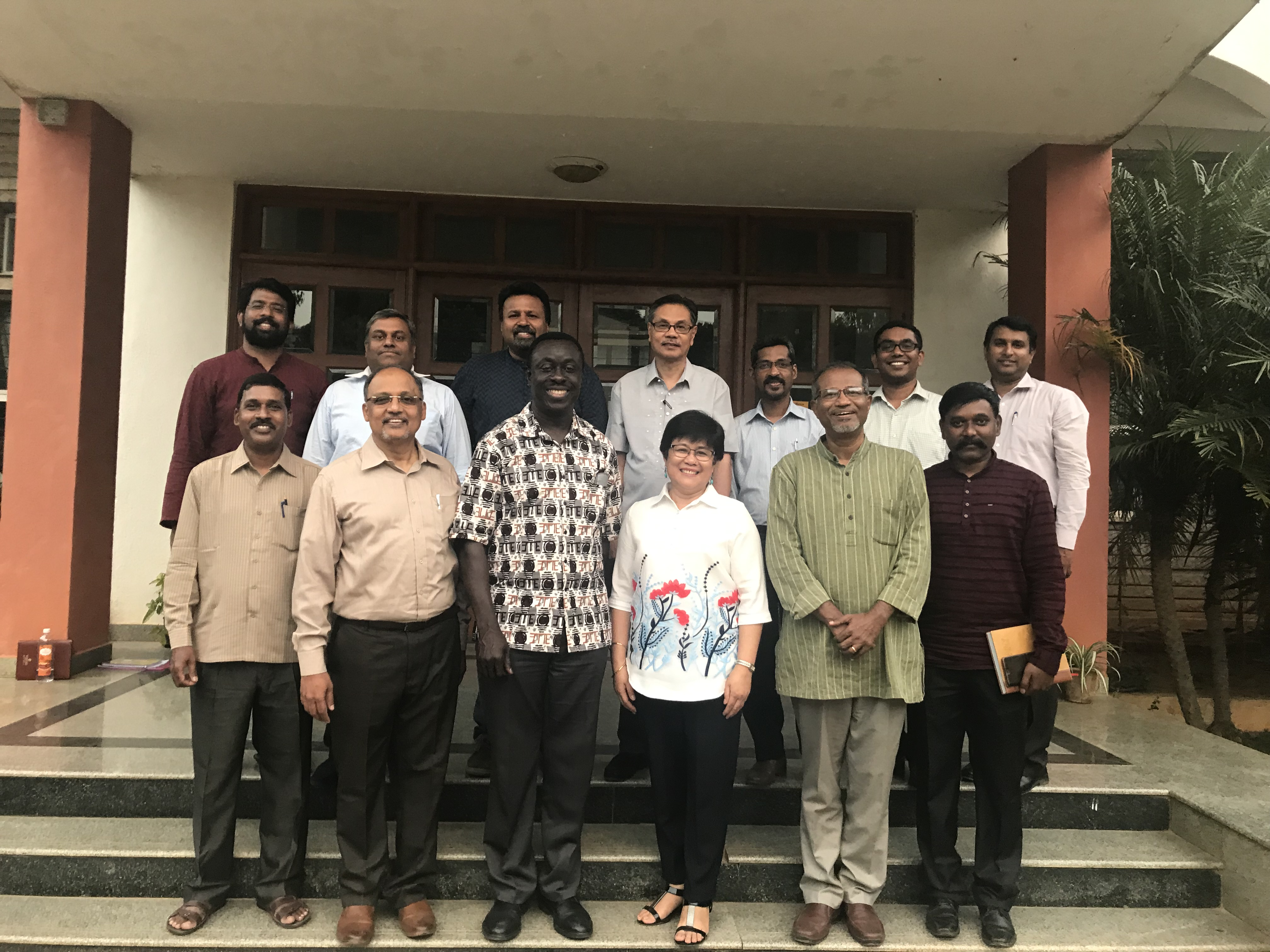 Vital Sustainability Initiative Project – Asia Theological