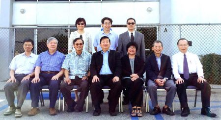 Visit to Faith Bible Seminary – Asia Theological Association