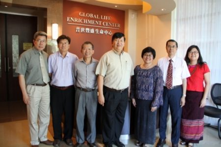 Visit to ACTS College – Asia Theological Association